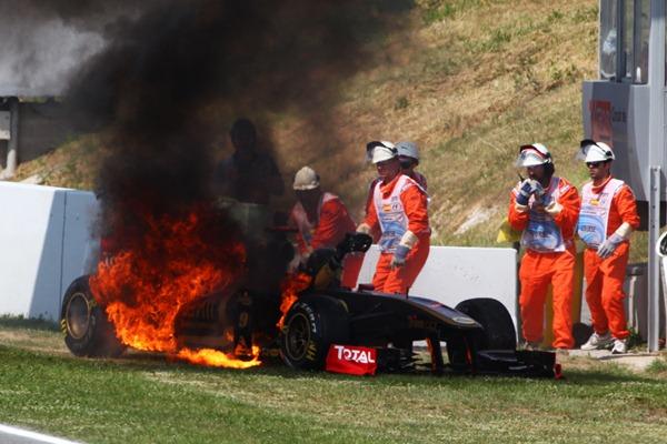 Incendio Heidfield