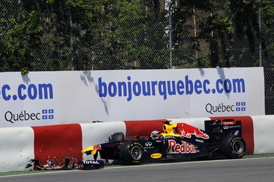 Vettel contra el muro de los campeones