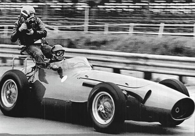 Juan Manuel Fangio, Maserati 250F (1954)