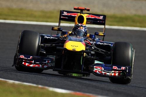 Vettel (GP Japón 2011)