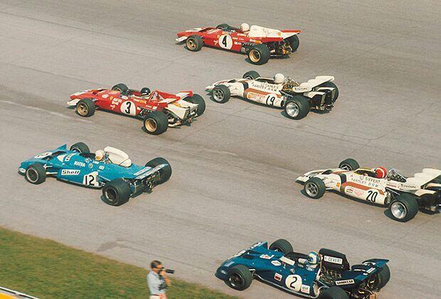 Gran Premio de Italia 1971, Autodromo Monza