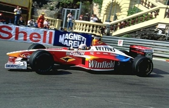 Alex Zanardi, Williams FW21 (Monaco, 1999)