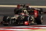 Grosjean y Raikkonen
