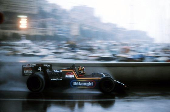 Stephan Bellof, Tyrrell 012 (GP Mónaco 1984)
