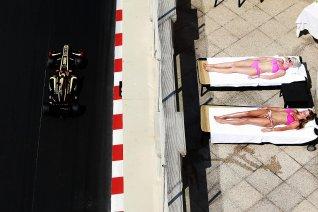 Glamour y carreras