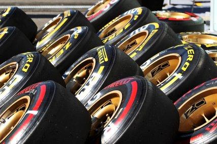 Neumáticos para el Gran Premio