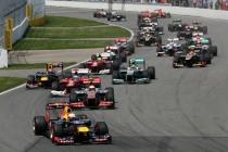 Salida del Gran Premio