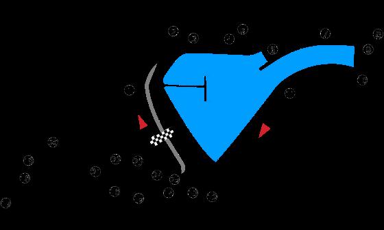 Trazado Valencia Street Circuit
