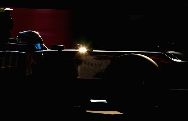 Jean-Éric Vergne, Toro Rosso STR7 (Suzuka, GP Japón 2012)