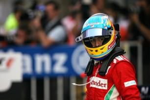Alonso tercero