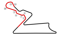 Circuito Buddh - Sector 2