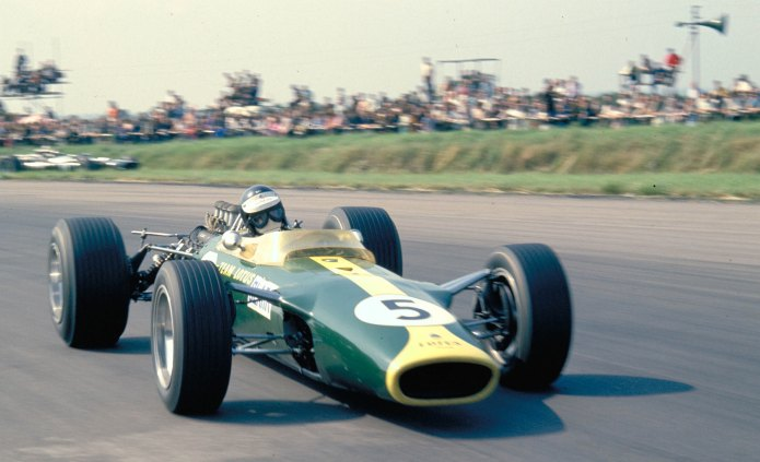 Jim Clark - Lotus 49 (Brands Hatch, 1967)