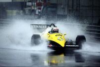 Alain Prost, Renault RE40 (GP Monaco, 1983)