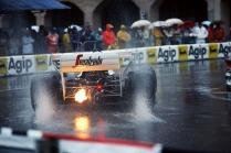 Ayrton Senna, Toleman TG184-2 (GP Monaco 1984)