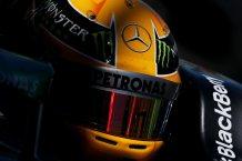 Hamilton en su nuevo equipo