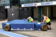El nuevo vehículo de Maldonado