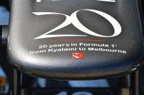 20 años de Sauber
