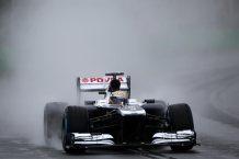 Desastroso GP para Maldonado