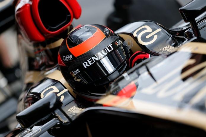 Kimi Raikkonen (F1 2013 Testing Barcelona 1 - Day 1)