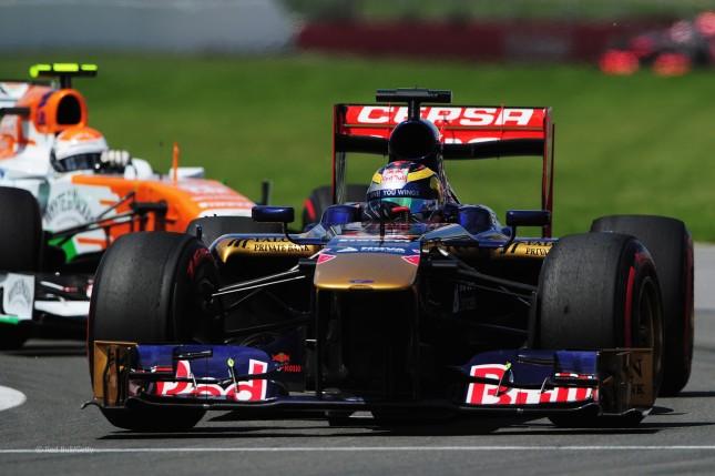 Jean-Eric Vergne, Toro Rosso (GP Canadá, 2013)
