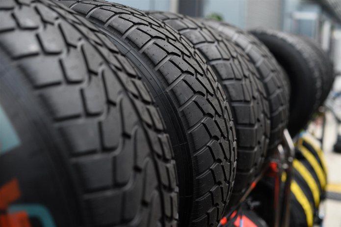 Neumáticos Pirelli (GP Italia, 2013)