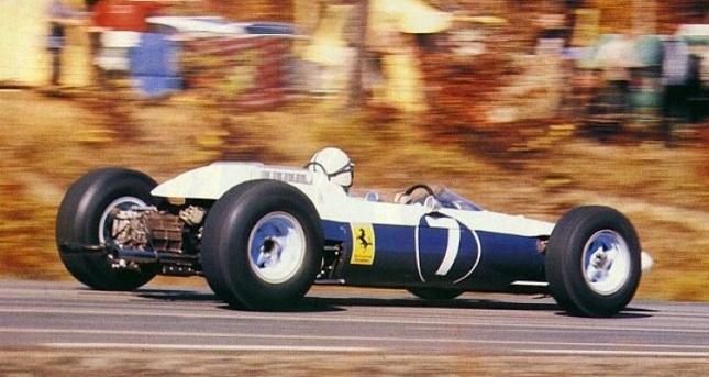 John Surtees, Ferrari 158 (GP México, 1964)