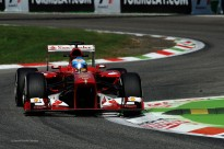 Fernando Alonso, Ferrari F138 (GP Italia, 2013)