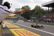Niko Hulkenberg, Sauber C32 (GP Italia, 2013)