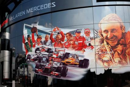 Morothome McLaren (GP Italia, 2013)