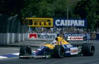 Nigel Mansell, Williams FW14B Renault (GP Australia 1992)