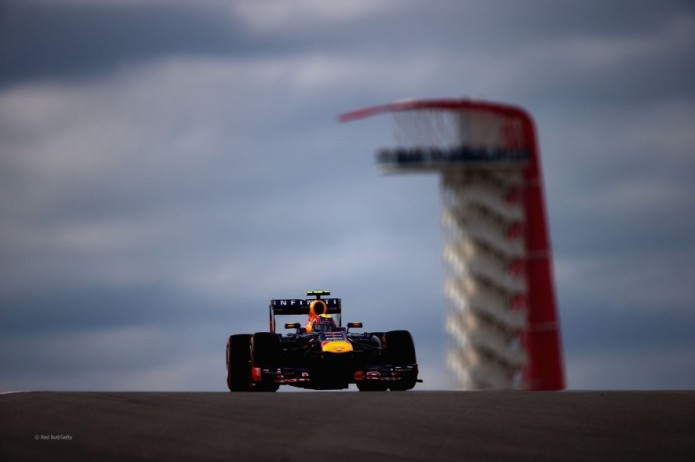 Mark Webber, Red Bull RB9 (GP EEUU, 2013, COTA)