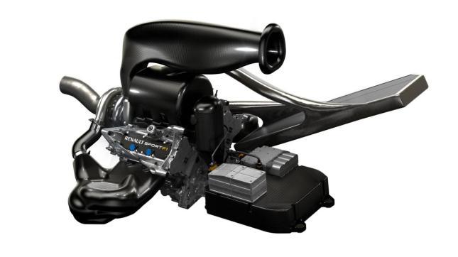 Motor Renault V6 2014